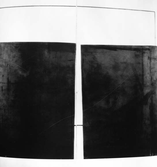 Richard Serra: Untitled 1973