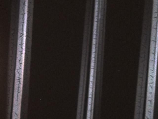 Steve Farrer 10 Drawings (film projection): photo sebastiane hegarty