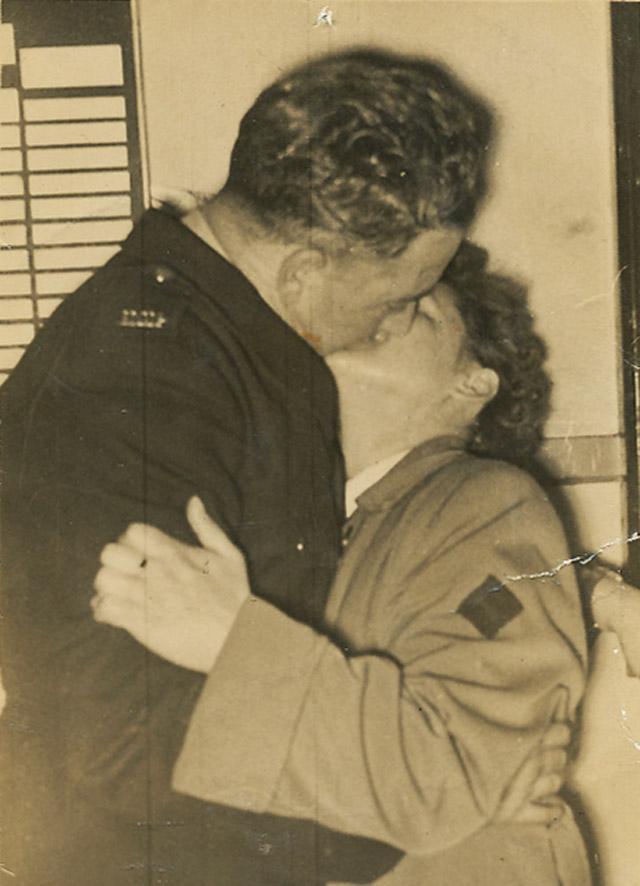 mam and dad: a black diamond on the sleeve