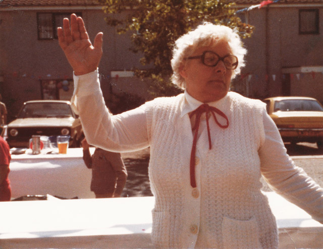mam dancing 1977: sebastiane hegarty
