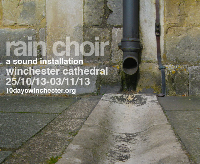 rain choir: sebastiane hegarty