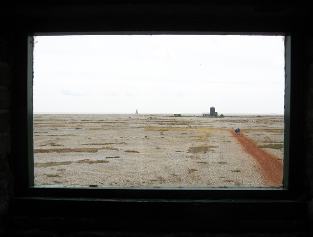 The Black Tower: Orford Ness
