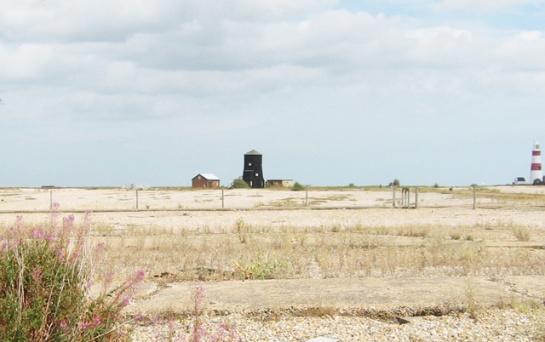 The Black Tower unFramed