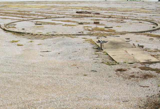 restricted landscape: orford ness
