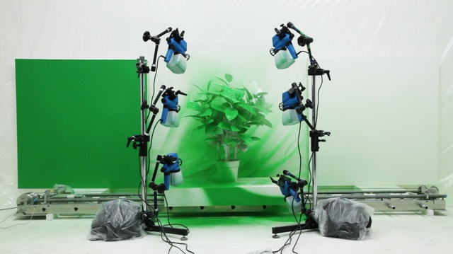 Carroll/Fletcher: Semi Automatic Painting Machine