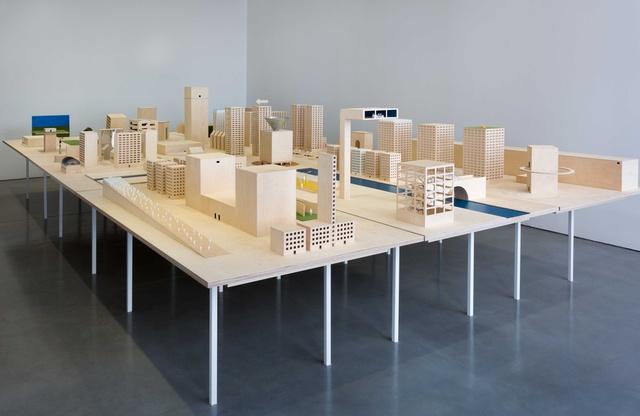Carroll/Fletcher: a city