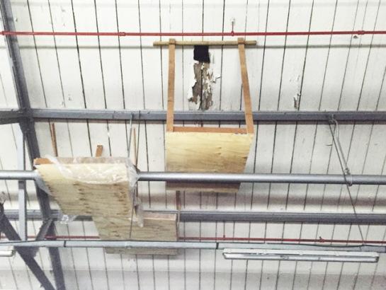 Sebastiane Hegarty: ikeda's ceiling